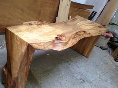 Reclaimed Wood made into a Table #CST Canadian Salvaged Timber