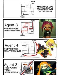 Discover all images by Inkrie. Find more awesome Splatoon Memes, Splatoon 2 Art, Splatoon Comics, Funny Topics, Buy Nintendo Switch, Mario Memes, Pokemon, Manga Characters, Wholesome Memes