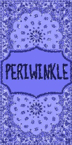 Periwinkle Glitter Gif