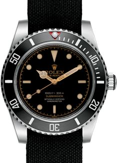 Bamford Watch Department – Customised Luxury Watches – Black Rolex MGTC – HERITAGE – HOME