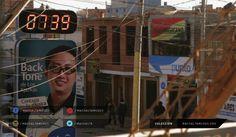 Imagen: Detalle de obra | Título: Feriados  | Técnica: Instalación - Video digital | Año: 2012 / 2013 | Autor: Santiago Lofeudo (BA) | Obra de la Colección del macsa - Museo de Arte Contemporáneo de Salta | Salta – Argentina.