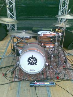 Rotodrum Drums