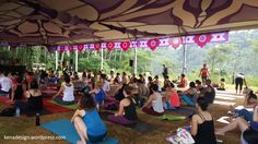 BaliSpirit a yoga and meditation festival in Bali, Indonesia. The best!  must try, holistic life, healthy, wellness, meditation.