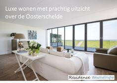 Ruil uw huidige woning in voor een nagelnieuwe woning met vrij uitzicht over water. Meer weten:  www.inruileigenwoningzeeland.nl