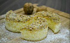 Walnut Cookies, Bagel, French Toast, Ice Cream, Sweets, Bread, Baking, Breakfast, Desserts