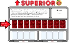 A game for two players who compete to make the largest possible number from randomly selected cards using knowledge of probability and place value. Integers, Place Values, Knowledge, Math, Math Resources, Mathematics, Facts
