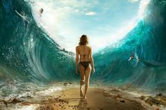 Print Advertising : Extreme Waterproof for Hawaiian Tropic. Print Advertising Campaign Inspiration Extreme Waterproof for Hawaiian Tropic. Advertisement Description Extreme Waterproof for Hawaiian Tropic. Don't forget to share the post, Sharing is love ! Street Marketing, Guerrilla Marketing, Marketing Ideas, Email Marketing, Creative Advertising, Advertising Poster, Advertising Design, Advertising Ideas, Advertising Campaign