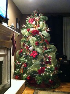 Image result for search for the best candy decorated christmas trees