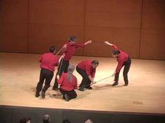 Cutting Edge Sword Longsword Dance