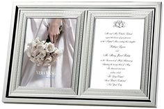 Wedgwood With Love Double Invitation Frame  5 x 7 * Be sure to check out this awesome product.