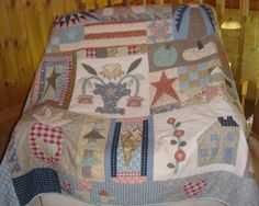 pinterest quilt patterns | Jan Patek pattern Quilt