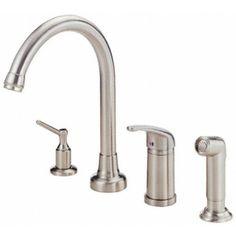Peerless Bridge Kitchen Faucet Lowes