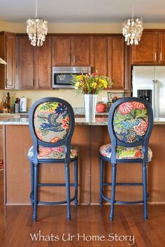 Chair Makeover with