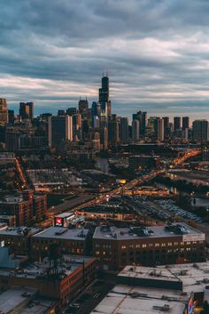 souhailbog: Stunning City By Michael Salisbury | More