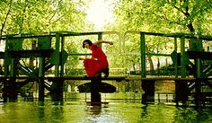 Audrey Tautou couldn't skip stones. - Wonderful Fun Facts About 'Amelie' - Photos