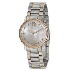 Movado Women's 0606692 'Movado TC' Swiss Quartz Watch