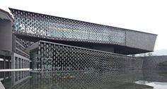 Kengo Kuma and Associates XINJIN ZHI Museum