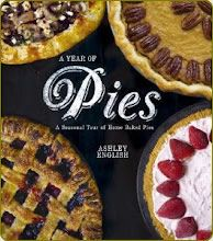 A Year of Pies by Ashley English.  Can't wait to get my hands on this one!