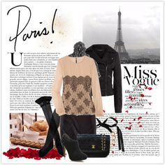 The 60 City Challenge - Paris I have not been to Paris (or any of Europe, for that matter), so for those of you from here, I hope I have done your city just. Le Burlesque, Vogue, Jaba, Simply Beautiful, Glamour, Shoe Bag, Elegant, Polyvore, Stuff To Buy