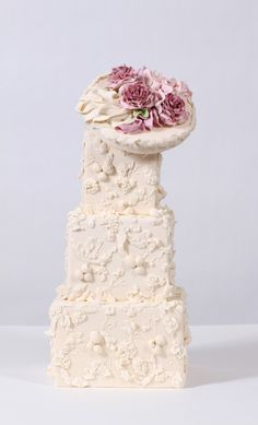 Nadia & Co. Art & Pastry | Cake Design | Bas Relief | Classical Cakes ****