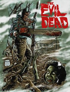 EVIL DEAD by ~MalevolentNate on deviantART