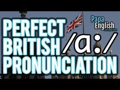 Join us for intensive British pronunciation training. Learn the 5 sounds of British pronunciation that you'll need in order to sound like a native British En. English Lessons, Learn English, English Spelling, Perfect English, Learning English Online, Uber Ride, British Accent, British English, Girls World