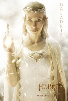 UeI am most like an Elf! Which Middle-earth Character Are You? In Theaters December 14.