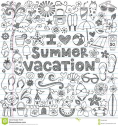 doodles summer - Google Search