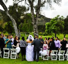 Discover our beautiful wedding venue at Welk Resorts San Diego, including several on-site options and mountain views.