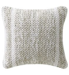 Rapee Frankie Cement Pillow 18x18