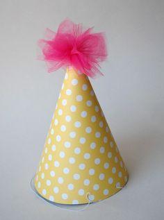 Party hat  idea