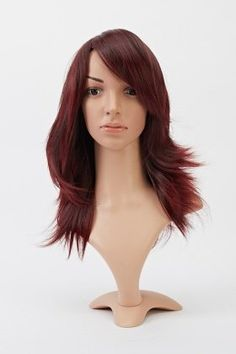 Layered Full Head Wig
