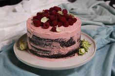 Emma's Chocolate Cake With Raspberry Buttercream - My Market Kitchen Raspberry Buttercream, Chocolate Raspberry Cake, Chocolate Cake, Emma Dean, My Market, Market Garden, Cake Recipes, Bakery, Recipies