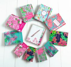 Lilly Pulitzer Desk & Office | The Organizing Store #thingswelove #shoplillypulitzer #lillylovers