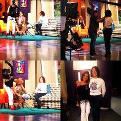 """Pronto publicare la entrevista completa que le realizaron a #Vikinga en """"Juntos en la Mañana"""" por Wapa."""