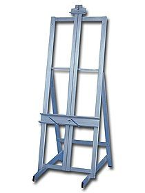 the best easels have a really square base