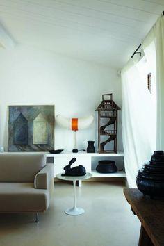 Chez Catherine Le Van, À Sainte-Marie-de-Ré, une maison moderne inspirée de l'architecture rhétaise