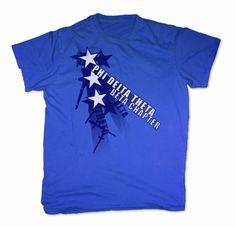 Phi Delta Theta Screen Printed T-Shirt Design #2 SALE $16.95. - Greek Clothing and Merchandise - Greek Gear®