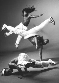Hip-hop dancers from Rennie Harris Puremovement, Photo by Bob Emmott