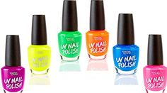 UV Glow Blacklight Nail Polish - 6 Color Variety Pack, 13... https://www.amazon.com/dp/B0727KNR1C/ref=cm_sw_r_pi_dp_U_x_hXDjAbAH8AVN8