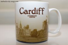UNITED KINGDOM ICONS | Starbucks City Mugs