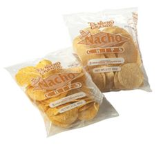 Gold Medal 5265 3-oz Round Portion Pak Nacho Chips, 48-Bags/Case
