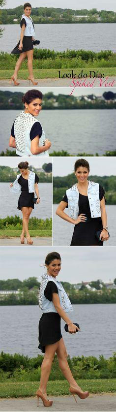 Camila Coelho - Spiked Vest