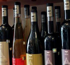 Latvian wines. Riga