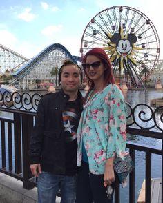 Another Disneyland visit today!  #Disneyland #disneylandcalifornia by popysaradeth