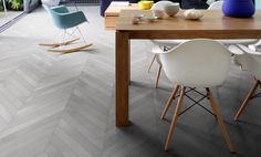 mate collection flooring, chevron pattern-Mission Stone Tile