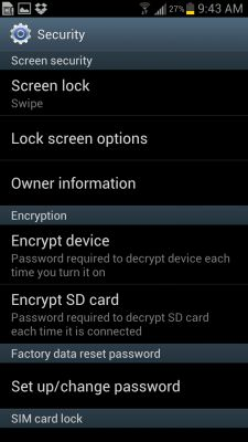 How to quickly launch apps and camera from the Galaxy S3 Lock screen  --- ((with security))