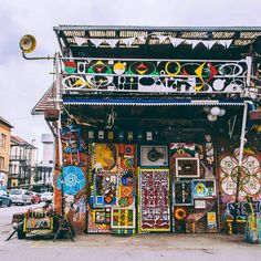 """Metelkova City was a former military barracks in Ljubljana that has now turned in to autonomous social centre filled bars, live music and art spaces. It…"""