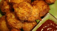Fried Chicken Bacon Nuggets