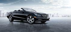 Mercedes Benz 2013 E Class E350 Cabriolet Background